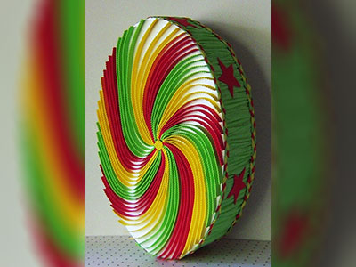 Piñata en Relieve